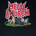 Metal Church - TShirt or Longsleeve - From the Vault shirt