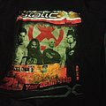 Static-X - TShirt or Longsleeve - 20 Year Death Trip tour shirt