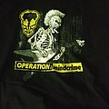 Operation: Mindcrime - TShirt or Longsleeve - Operation: Mindcrime 30th anniversary tour shirt