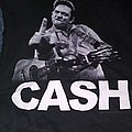 Johnny Cash - TShirt or Longsleeve - Johnny Cash shirt (cut up)