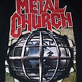 Metal Church - TShirt or Longsleeve - Weight of the World shirt