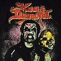 King Diamond - TShirt or Longsleeve - Conspiracy tour shirt repro