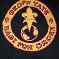 Geoff Tate - TShirt or Longsleeve - Rage for Order shirt