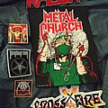 Metal Church - Patch - Accumulating patches for next vest