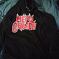 Metal Church - Hooded Top - The Dark hoodie