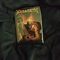 Megadeth - Other Collectable - Arsenal of Megadeth magnet