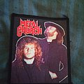 Metal Church - Patch - David Wayne and Duke Erickson patch