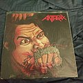 Anthrax - Tape / Vinyl / CD / Recording etc - Fistful of Metal LP