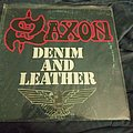 Saxon - Tape / Vinyl / CD / Recording etc - Denim and Leather LP