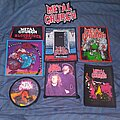 Metal Church - Patch - Metal Church small patch collection