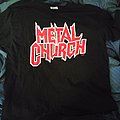 Metal Church - TShirt or Longsleeve - Hanging in the Balance tour shirt