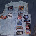 Dio - Battle Jacket - Vest #2 progress 1