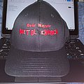 Wayne - Other Collectable - David Wayne's Metal Church hat