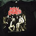 Metal Church - TShirt or Longsleeve - Blessing in Disguise shirt