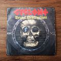 Cyclone - Brutal Destruction Lp 1press
