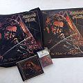 """Mekong Delta - Tape / Vinyl / CD / Recording etc - MEKONG DELT """"The Music Of Erich Zann"""" (1988) COMBO"""