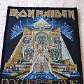 Patch - Iron Maiden Powerslave patch
