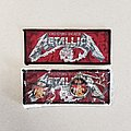 Metallica - Patch - Metallica Creeping Death Strip Patch