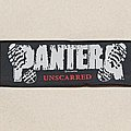 Pantera - Patch - Vintage Pantera Unscarred Patch