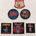 Carcass - Patch - Various Patches