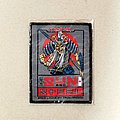 Iron Maiden - Patch - Iron Maiden Sun And Steel Patch