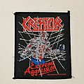Vintage Kreator Extreme Aggression Patch