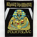 Vintage Iron Maiden Back Patch