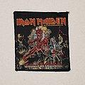 Iron Maiden - Patch - Vintage Iron Maiden Patch