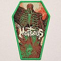 Mortuous - Patch - Mortuous patch