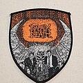 Napalm Death - Patch - Vintage Napalm Death - Scum Shield Patch
