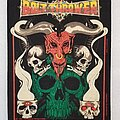 Bolt Thrower - Patch - Vintage Bolt Thrower - Cenotaph Back Patch