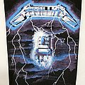 Metallica - Patch - Metallica Back Patch
