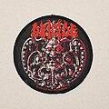 Deicide - Patch - Vintage Deicide Medallion Patch