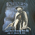 Ruiner - ... And Hell´s Coming With Me - XL - 100% Cotton
