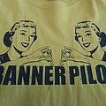 Banner Pilot - Shirt XL - 100% Cotton