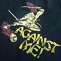 Against Me! - Shirt - XL - 100% Cotton