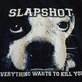 Slapshot - Everything Wants To Kill You - Shirt - XL - 100% cotton
