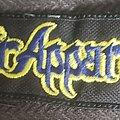 heir apparent band logo patch