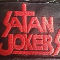 Satan jokers bootleg logo patch