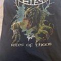 Demon eyes rites of chaos TShirt or Longsleeve