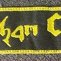 Gotham city logo patch