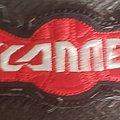Scanner logo patch
