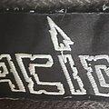 Acid bootleg logo patch