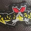 Crossfire logo patch