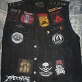 My Vest in proces