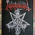 Necroholocaust - Patch - Necroholocaust - Goat Metal woven patch