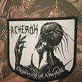 Acheron - Patch - Acheron (Aus) - Deprived of Afterlife black border woven patch