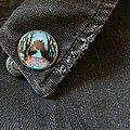 Hällas pin Pin / Badge