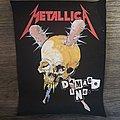 Metallica - Patch - Metallica - Damage inc. - backpatch