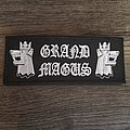 Grand Magus - Patch - Grand Magus - patch